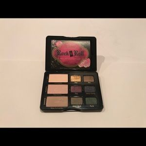 Too Faced Rock N Roll pallet!